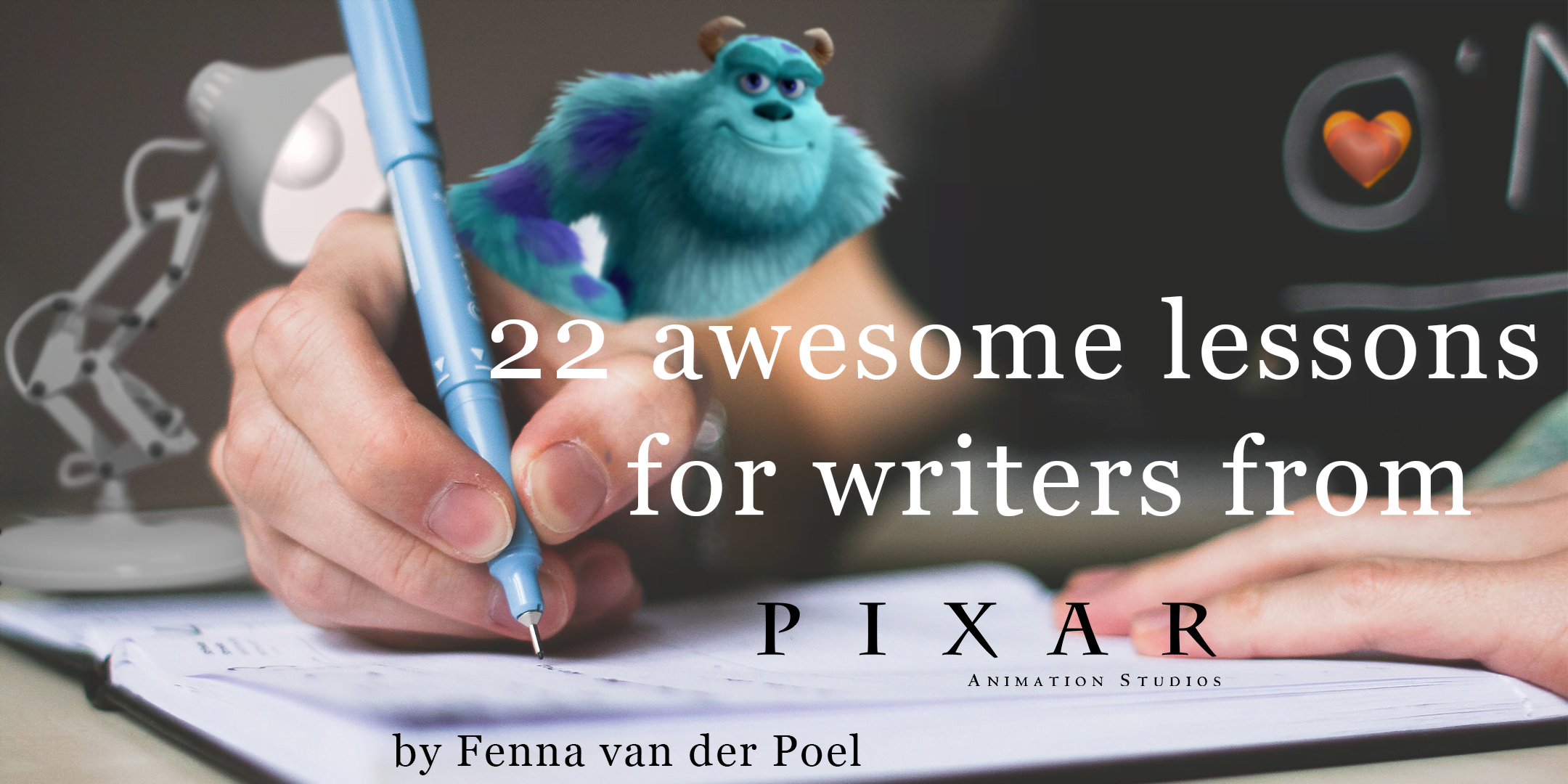 22-awesome-lessons-for-writers-from-Pixar-copywriters-content-creation-Ludejo