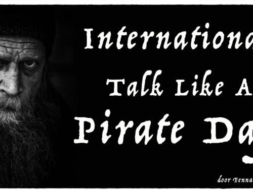 19 September: International Talk Like a Pirate Day