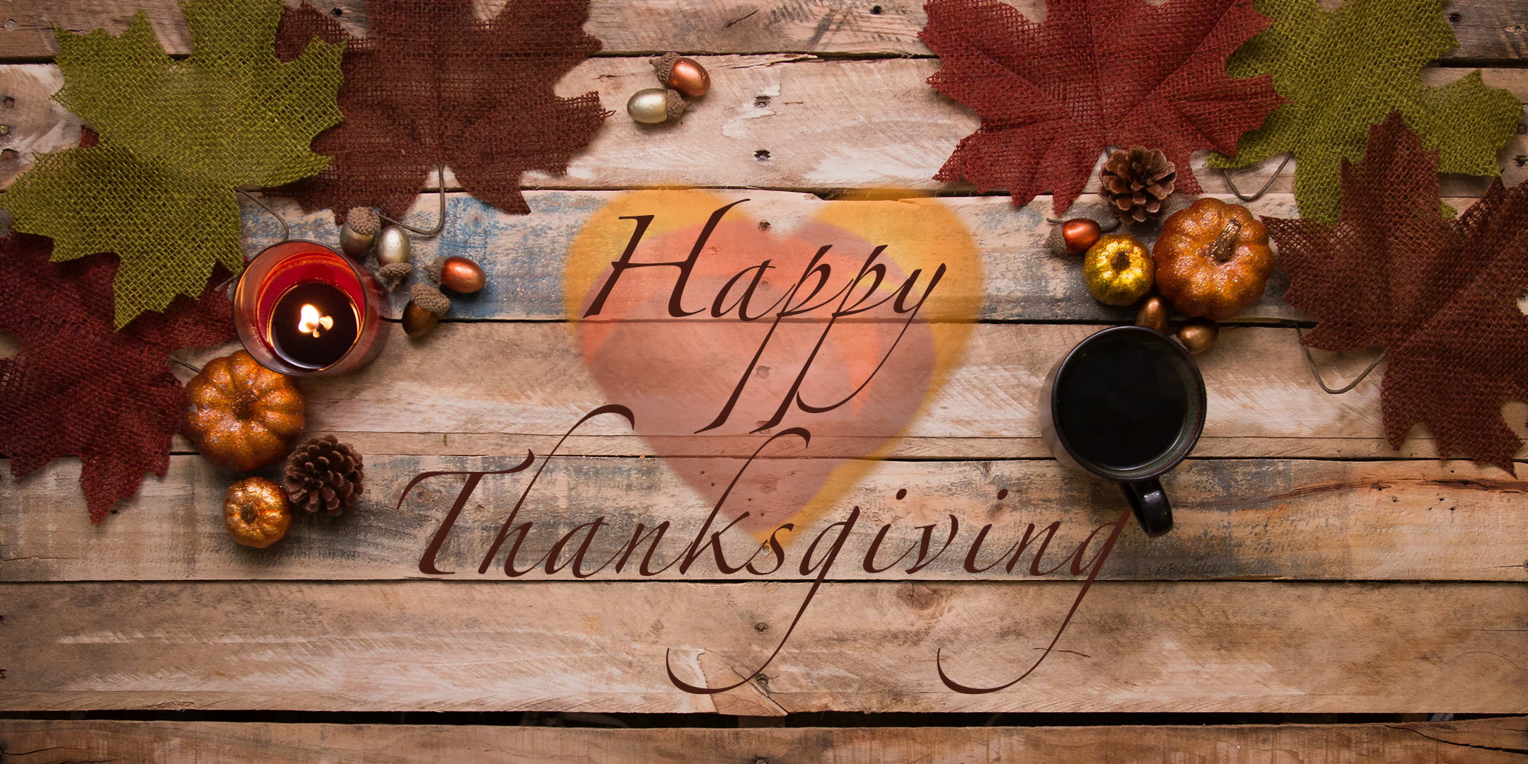 Happy Thanksgiving from everyone at Ludejo