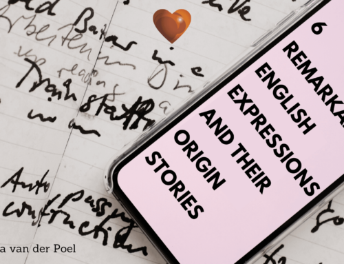 6 Remarkable English Expressions and their Origin Stories