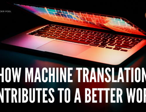 How Machine Translation Contributes to a Better World