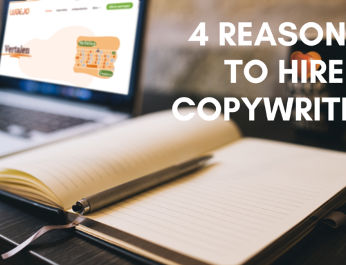 4 Reasons to Hire a Copywriter