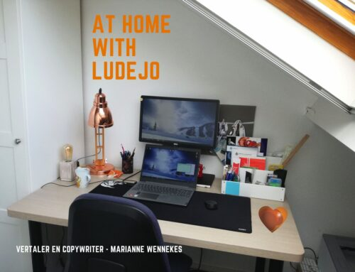 At Home with Ludejo – Marianne Wennekes