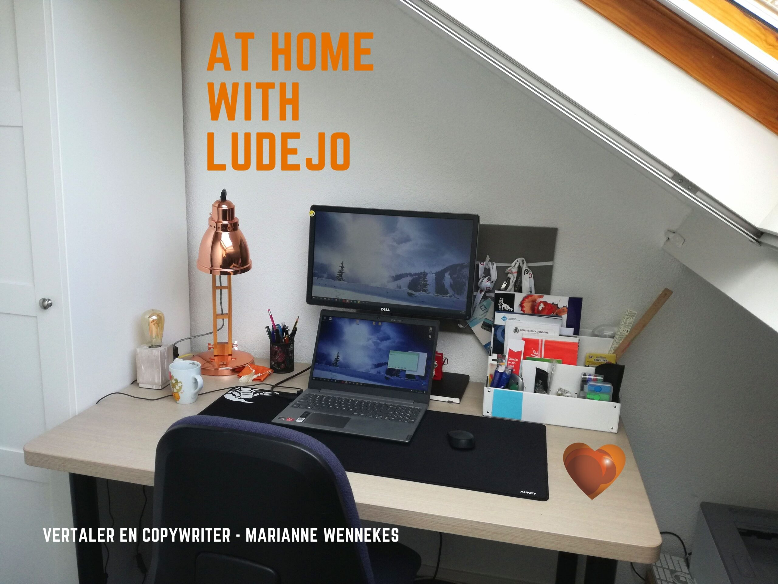 At Home with Ludejo - Marianne Wennekes